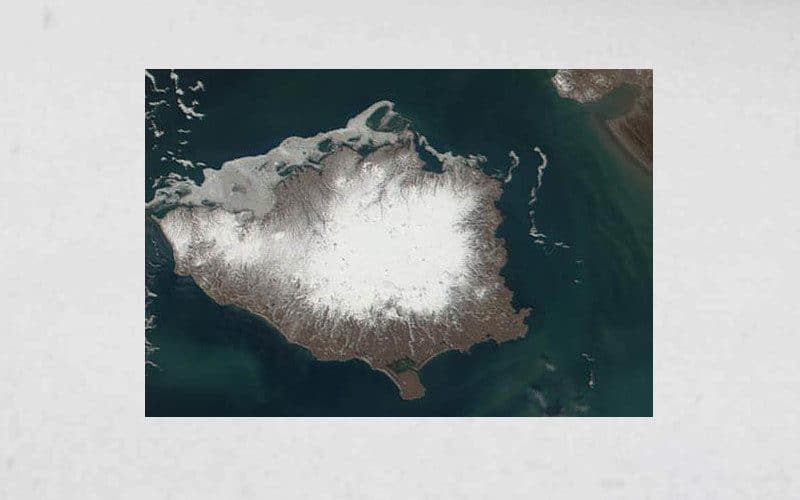 The Permafrost Is Melting